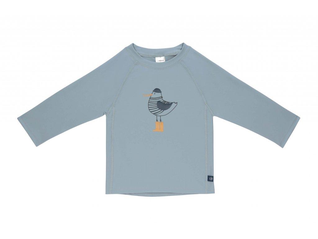 LÄSSIG Long Sleeve Rashguard Mr. Seagull blue