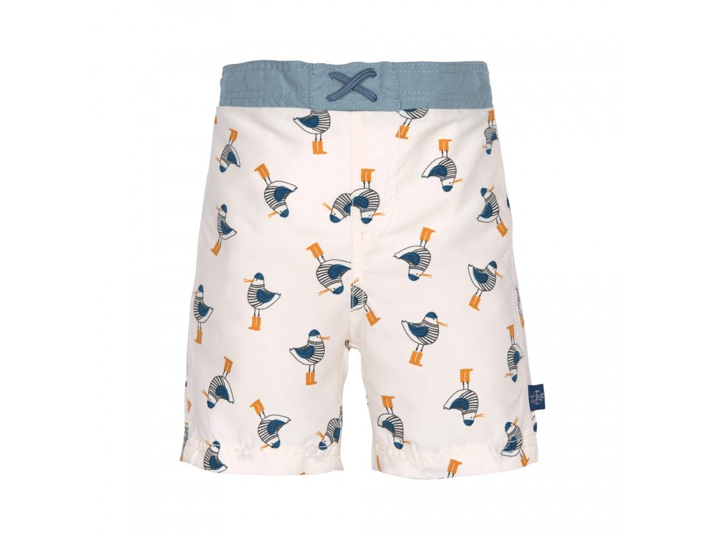 LÄSSIG Board Shorts Boys Mr. Seagull