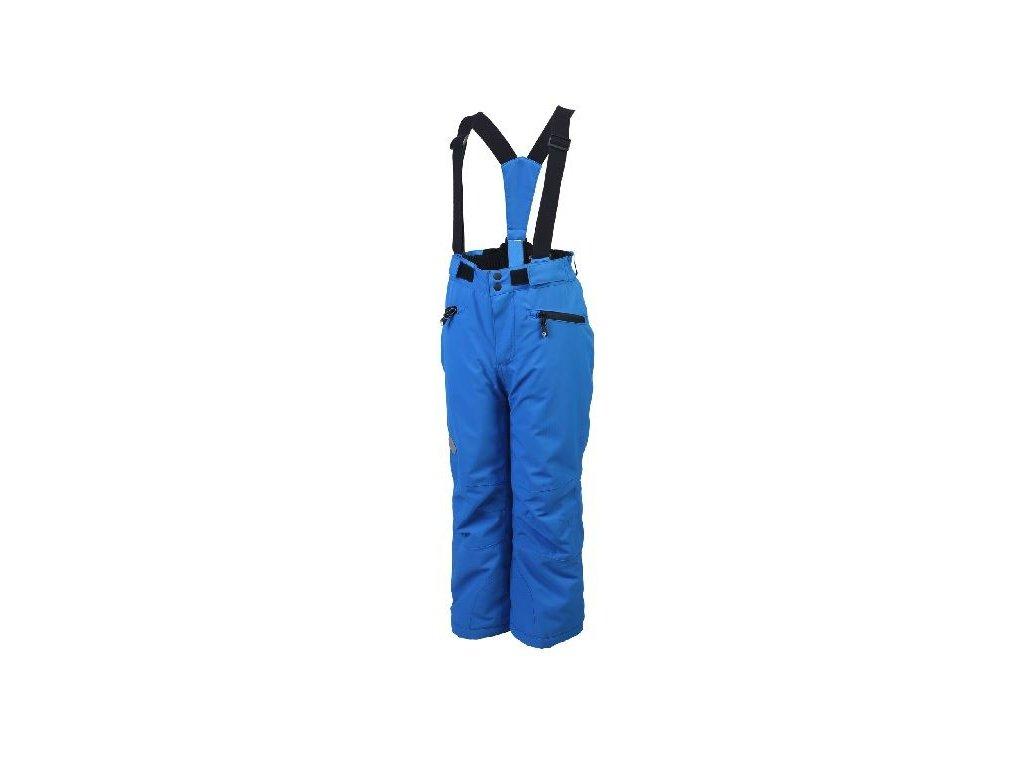 Kvalitní dětské zimní oteplovačky vhodné na lyže nebo zimní dovádění ve sněhu Color Kids Sanglo ski pants Princess blue v modré barvě