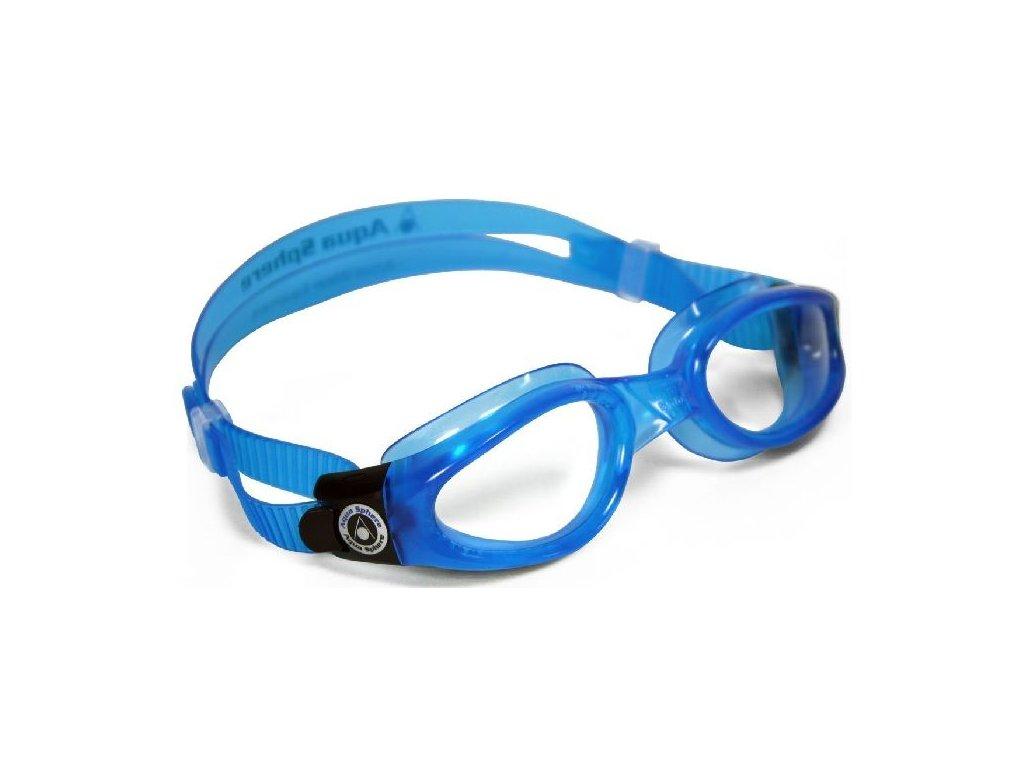 Dětské plavecké brýle Aqua Sphere KAIMAN modré / čirý zorník