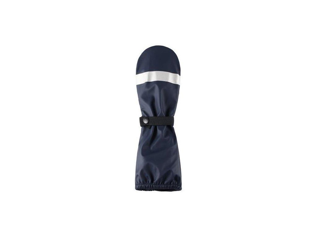 Kvalitní dětské zimní nepromokavé rukavice palčáky Reima Kura v modré barvě