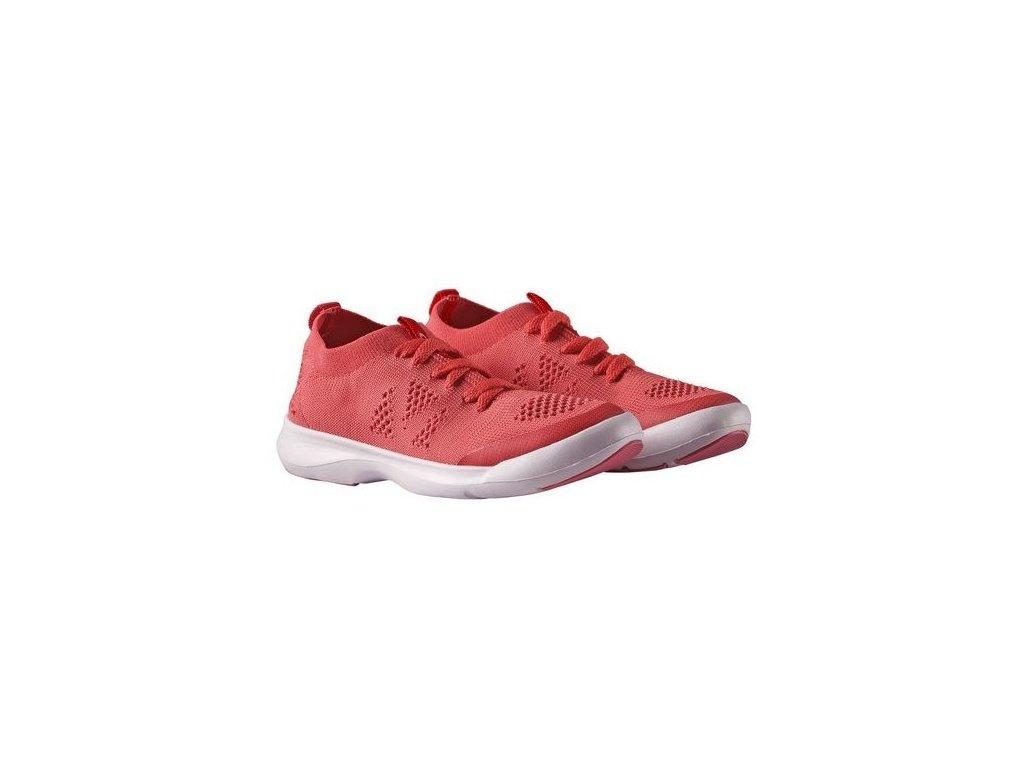 Dětské boty Reima Fresh Slipon - Bright red