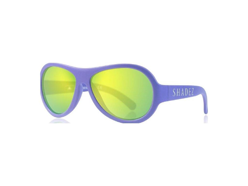 Dětské sluneční brýle Shadez Classics - Purple