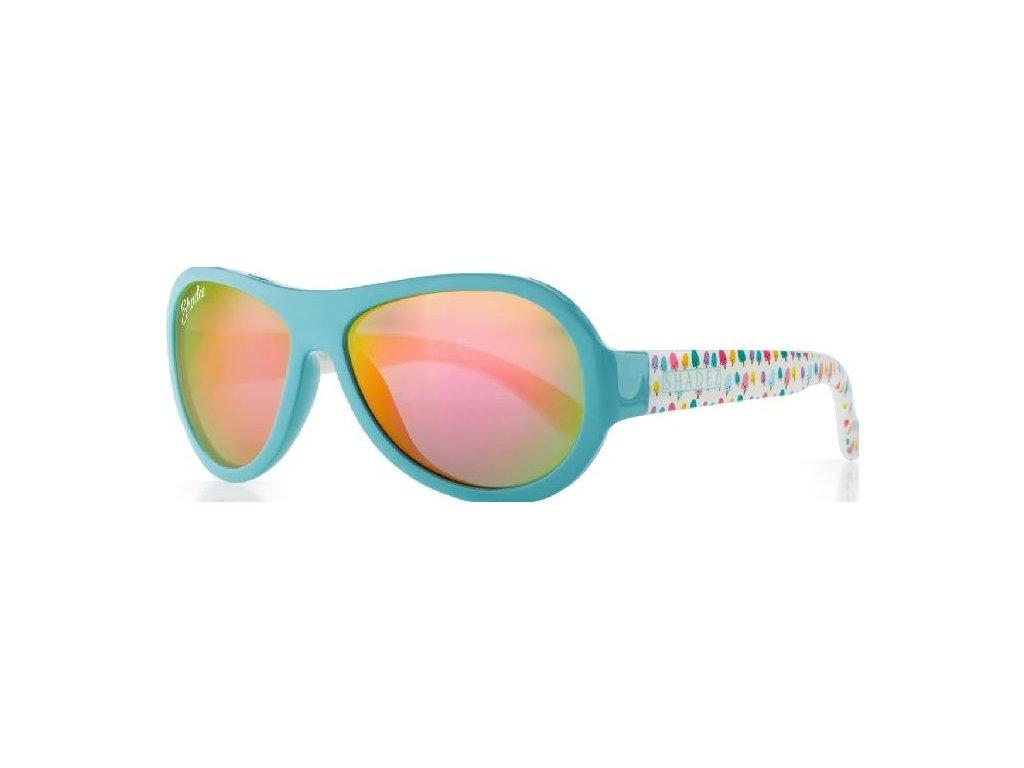 Dětské sluneční brýle Shadez Designers - Ice Cream Blue