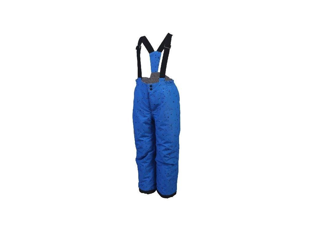 Kvalitní dětské zimní oteplovačky vhodné na lyže nebo zimní dovádění ve sněhu Color Kids Kleo ski pants Princess blue v modré barvě