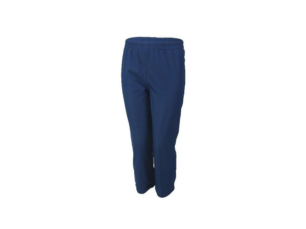 Kvalitní dětské nepromokavé kalhoty s membránou Color Kids Benz - Navy v tmavě modré barvě