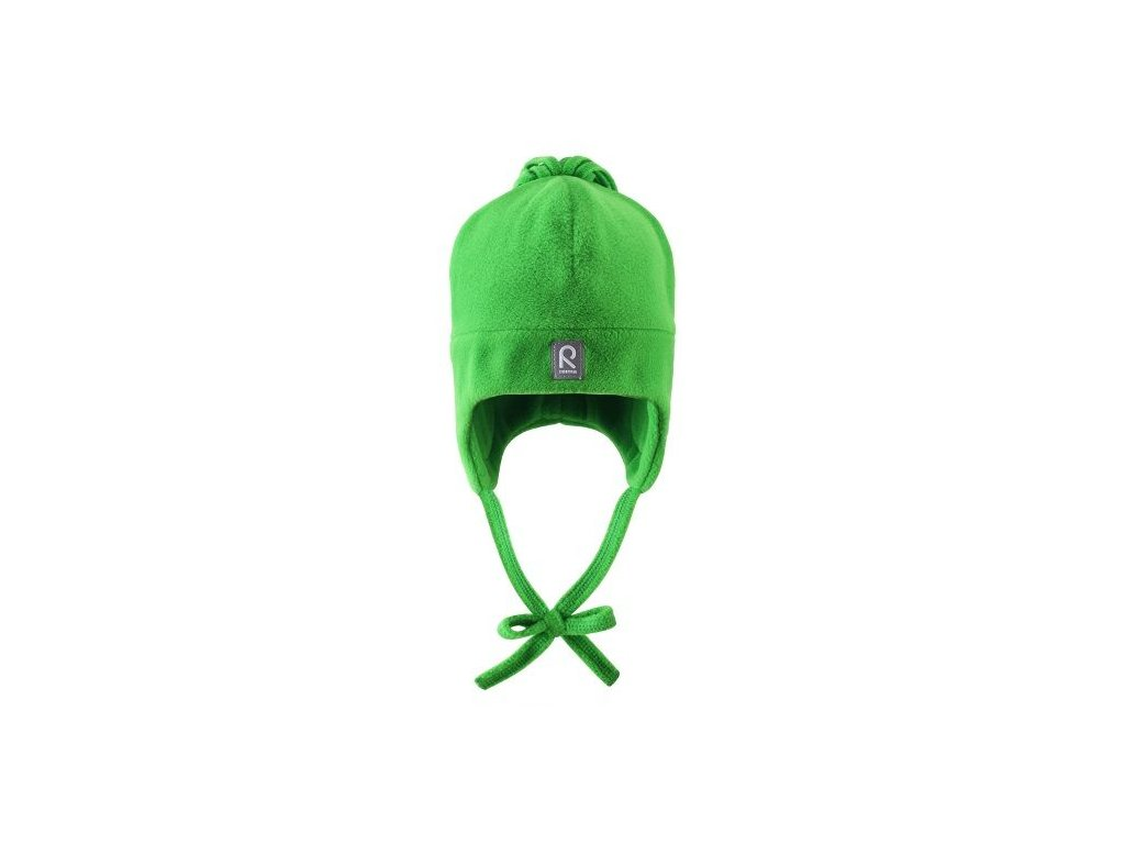 Fleecová čepice Reima Dabih leaf green, 46