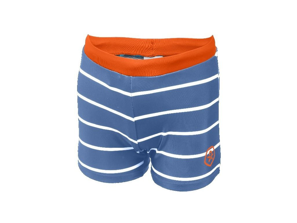 Chlapecké plavky Color Kids Norwich - Jeans blue