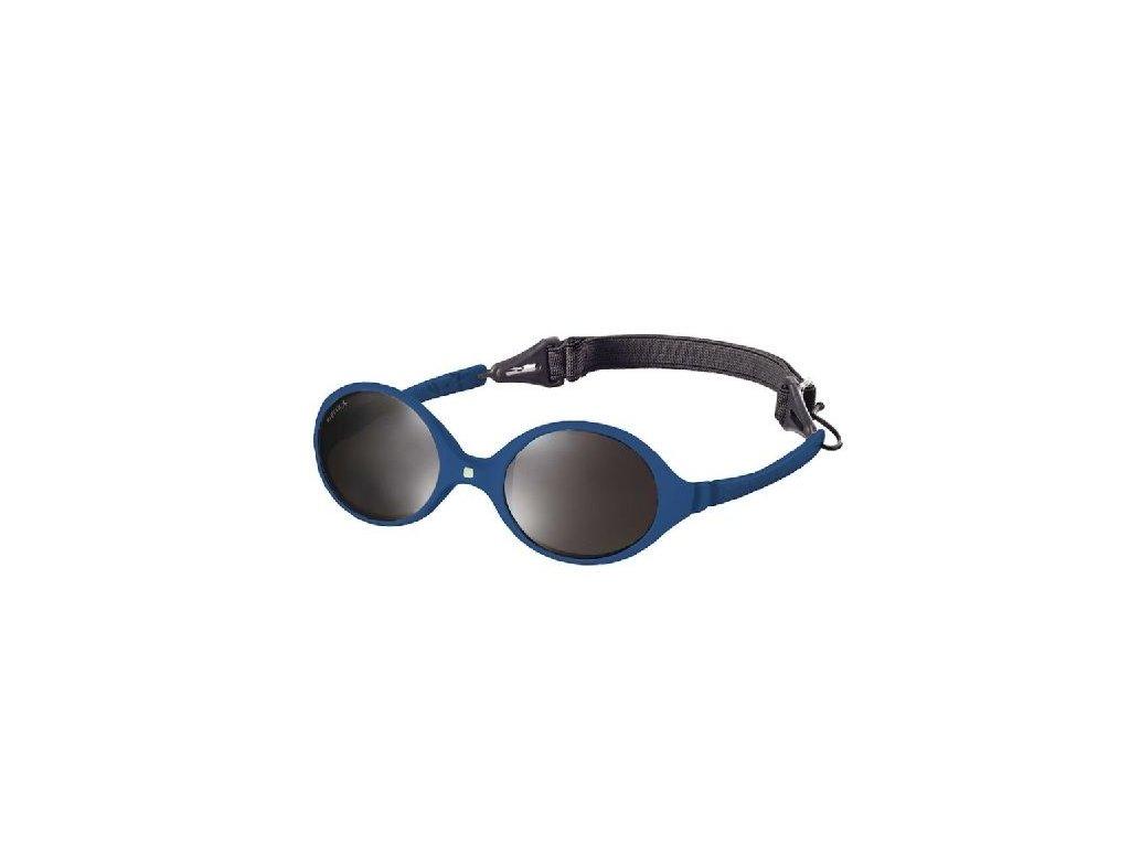 Dětské sluneční brýle KiETLA  Diabola 0-18 m. - modrá královská