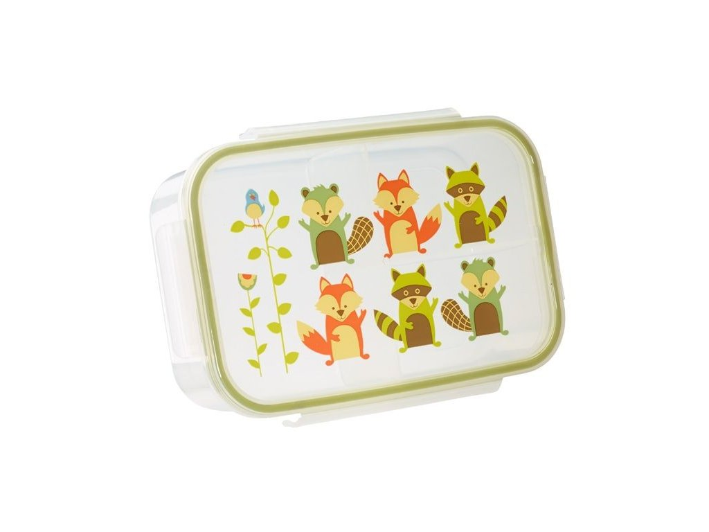 Sugarbooger Good Lunch box - What did the Fox Eat