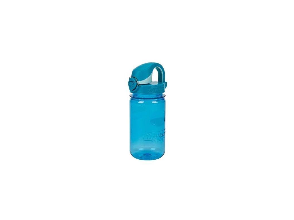 Nalgene dětská láhev OTF - modrá 350 ml