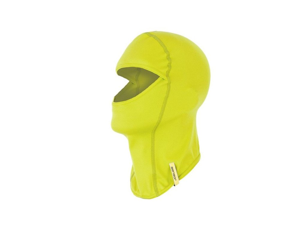 Sensor kukla Thermo dětská - žlutá