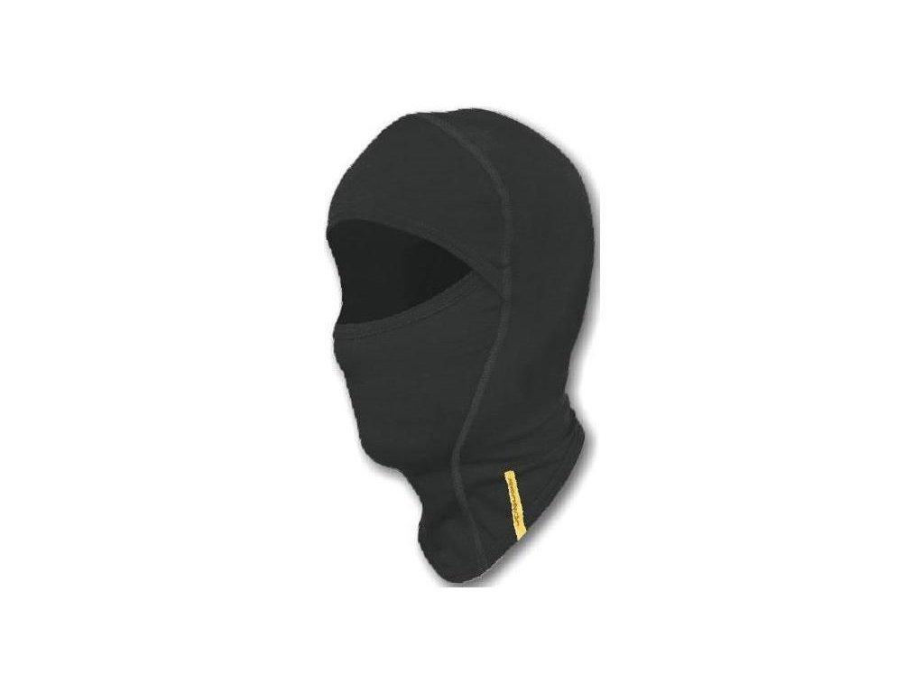Sensor kukla Double Face dětská - černá