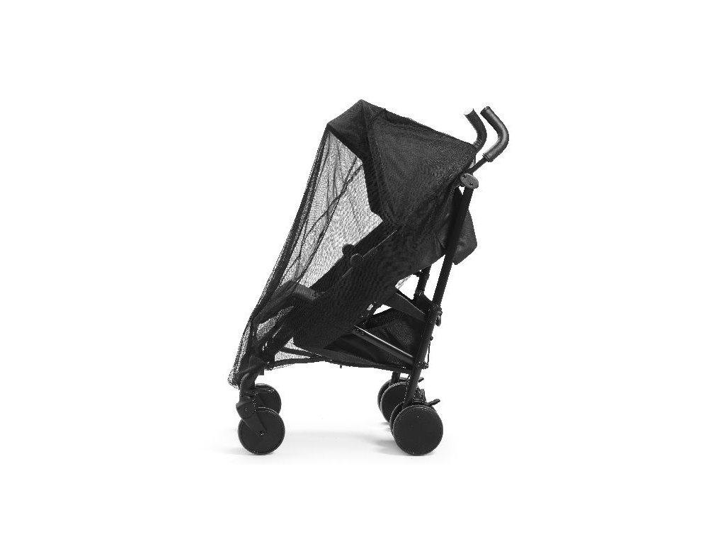 Kvalitní univerzální a praktická moskytiéra Elodie Details - Brilliant Black v černé barvě