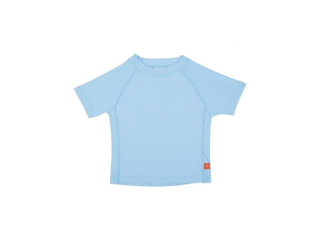Lassig Rashguard short sleeve boys Light blue
