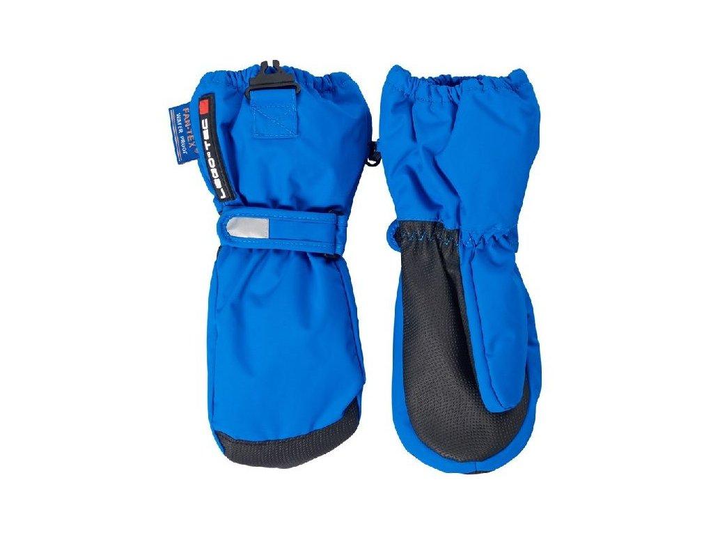 e73b99545bf Kvalitní dětské zimní nepromokavé rukavice prstové LEGO® Wear Alexa 770 ve  světle modré barvě