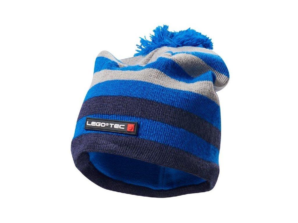 Kvalitní dětské vlněné lyžařské ponožky LEGO® Wear Aiden 772 v modré barvě   f7511a98d7