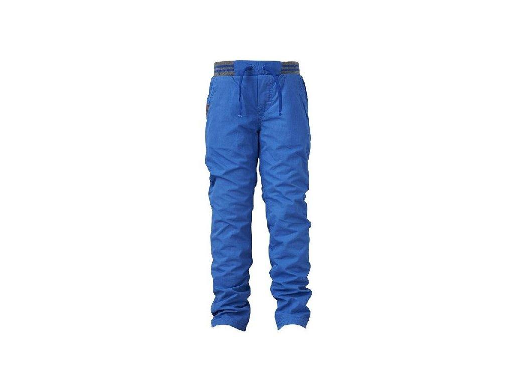 Kvalitní dětské outdoorové kalhoty s podšívkou LEGO® Build ve světle modré barvě