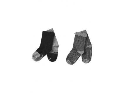 Dětské ponožky ze směsi bavlny pro každodenní nošení