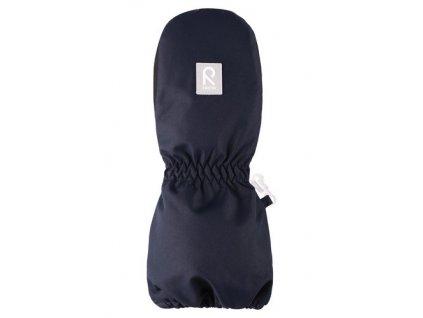 Kvalitní dětské zimní nepromokavé rukavice palčáky Reima Nouto navy v tmavě modré barvě