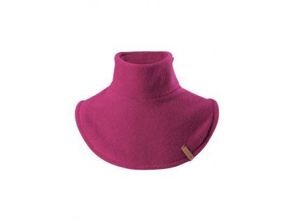 Kvalitní dětský zimní flleecový nákrčník Reima Dollart cranberry pink v růžové  barvě 01456a8f4a