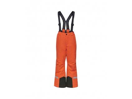 Kvalitní dětské zimní lyžařské kalhoty LEGO® Wear Tec Ping 775 v oranžové barvě