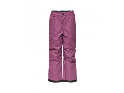 Dětské lyžařské kalhoty LEGO® Wear Tec Ping 771 fialové