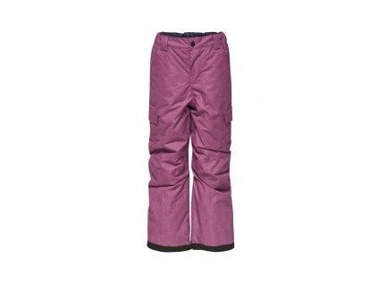 Kvalitní dětské zimní lyžařské kalhoty LEGO® Wear Tec Ping 771 ve fialové barvě