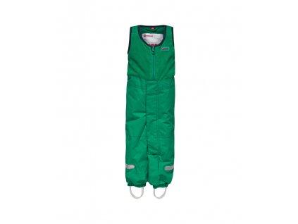 Kvalitní dětské zimní lyžařské kalhoty LEGO® Wear Tec Penn 771 v zelené barvě