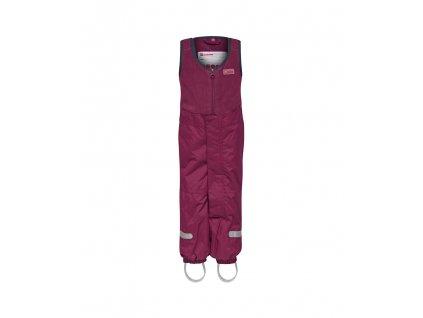 Kvalitní dětské zimní lyžařské kalhoty LEGO® Wear Tec Penn 771 ve fialové barvě