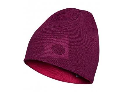 Kvalitní dětská zimní oboustranná čepice LEGO® Wear Aiden 717 ve fialové  barvě 01dc3db366