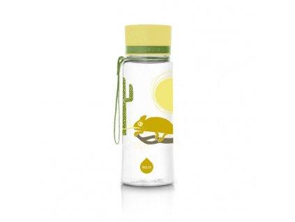Kvalitní dětská plastová láhev vyrobena ze zdravotně nezávadného materiálu a bez BPA EQUA Cameleon 0,6 l