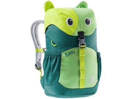 Dětský batoh Deuter Kikki Avocado-alpinegreen