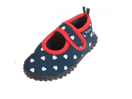 62a3d01bb7 Kvalitní letní dívčí boty do vody Playshoes