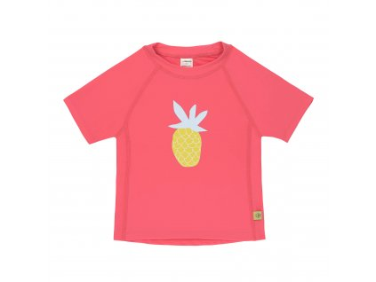 Lassig Short Sleeve Rashguard girls Pineapple