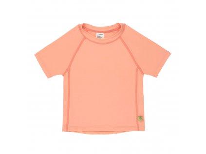 Lassig Short Sleeve Rashguard girls Light peach