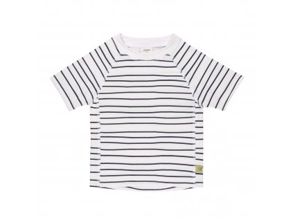 Lassig Short Sleeve Rashguard boys Little Sailor navy