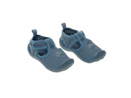 Kvalitní dětské rychleschnoucí boty do vody Lassig beach sandals Niagara blue