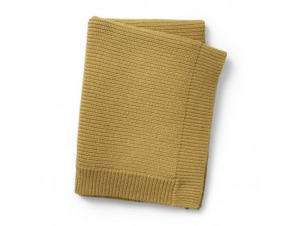 gold wool knitted blanket elodie details 30300102172NA 1 1000px