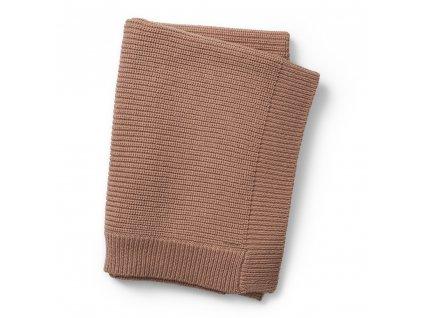 Vlněná deka Elodie Details - Faded Rose