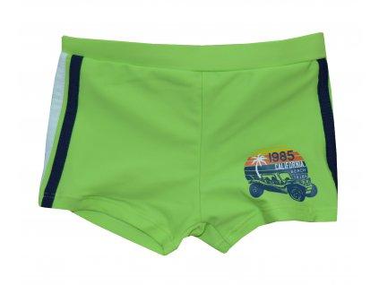 Chlapecké plavky Losan zelené