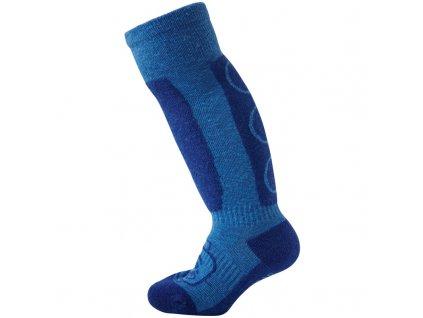 Dětské lyžařské ponožky LEGO® Wear Alfred modré