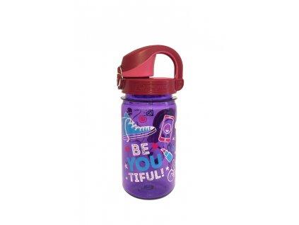 Nalgene dětská láhev OTF 350ml Duha