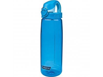 nalgene 5565 5024 24oz tritan on the fly bottle blue blue 1158692
