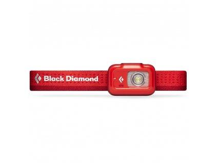 Čelovka Black Diamond ASTRO 175 Octane červená