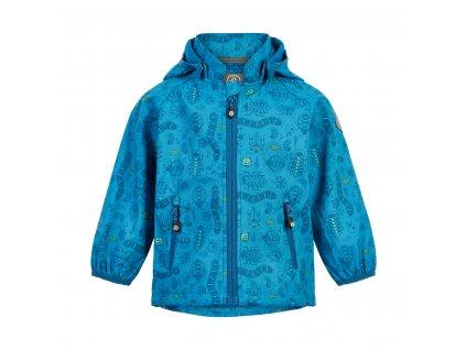 Dětská softshellová bunda Color Kids Kea Bluejay