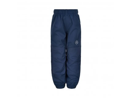 Dětské softshellové kalhoty Color Kids Konga Marine