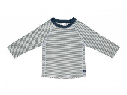 LÄSSIG Long Sleeve Rashguard Striped blue