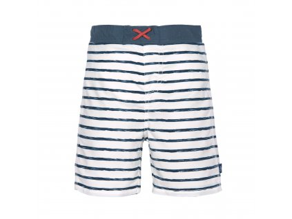 LÄSSIG Board Shorts Boys Stripes navy