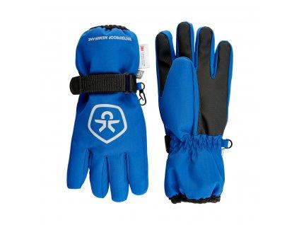 Dětské zimní rukavice Color Kids Galaxy Blue